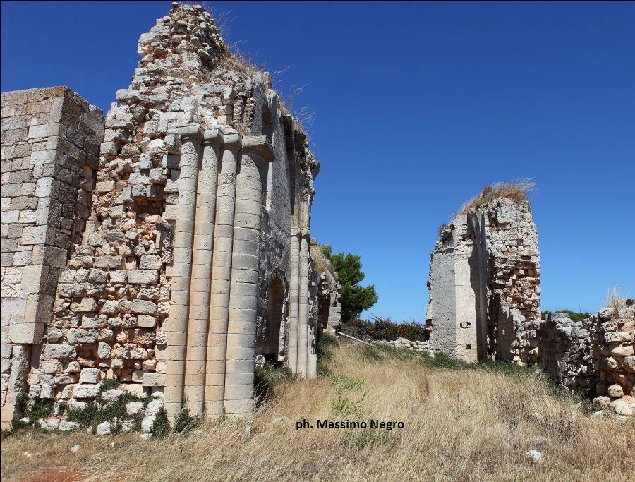 Abbazia di San Nicola di Casole - foto di Massimo Negro